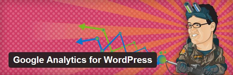 G.A. pour WordPress