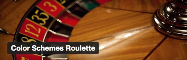Color Schemes Roulette