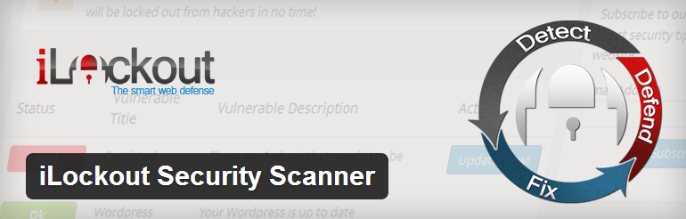 iLockout Security Scanner