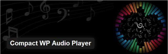 Compact WP Audio Player