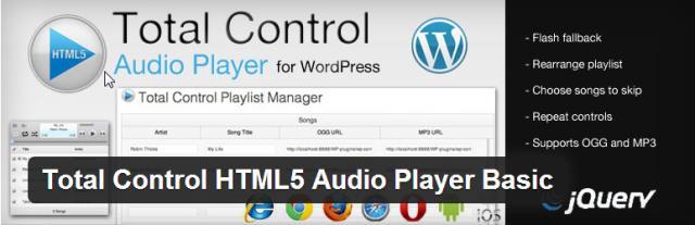 MP3 Player plugin