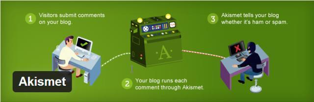 Akismet pour lutter contre le spam