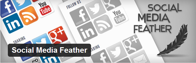 Social Media Feather -Plugin pour les réseaux sociaux