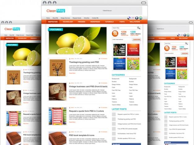 Pourquoi utiliser WordPress - thèmes