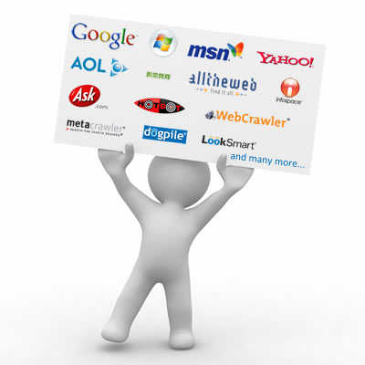 Les moteurs de recherche sont la source du trafic du web