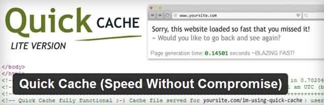 quick Cache