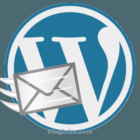 poster un article WordPress par email