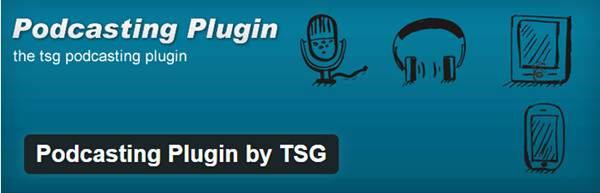 Podcasting Plugin by TSG