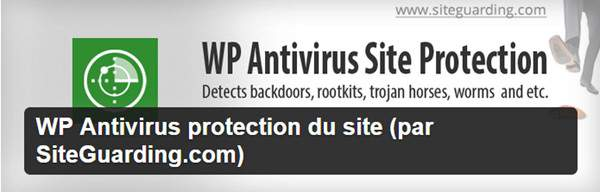 WP Antivirus site protetction