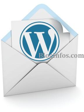 poster un article par email