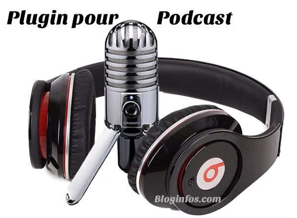plugin pour podcasting
