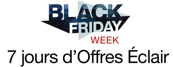 Black Friday par Amazon