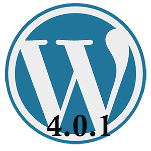 WordPress 4.0.1