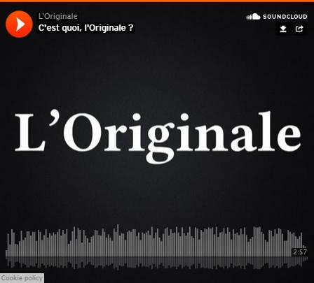 podcast loriginale