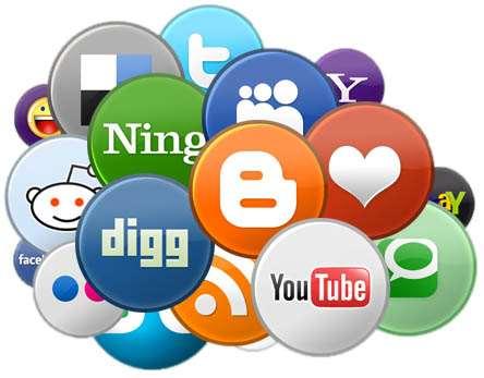 Logos sites de bookmarking