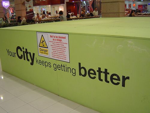 Slogan de la ville de Dubai