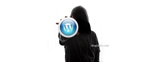 Faille de sécurité WordPress
