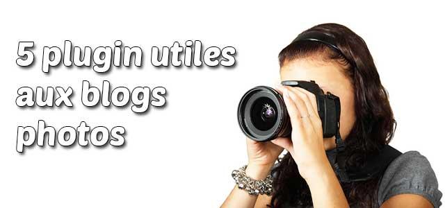 plugin pour blog photos