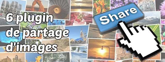 plugin de partage d'images