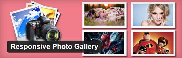 Responsive Photo Gallery