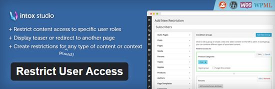 Restrict User Access