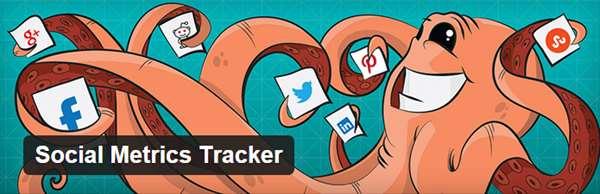 Social Metrics Tracker