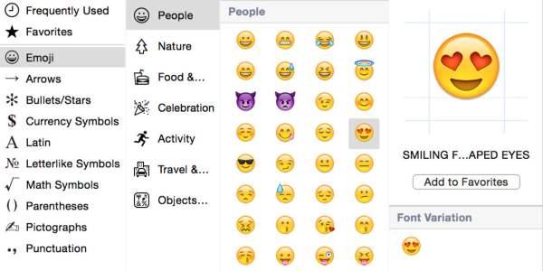 WordPress 4.2 - Support des Emoji