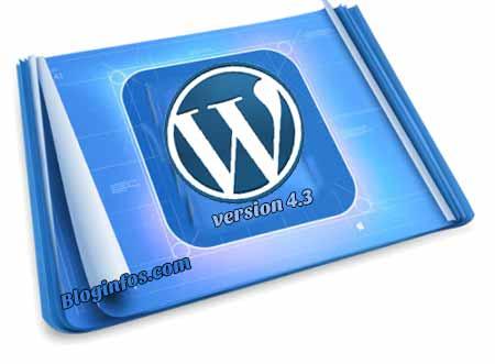 Logo WordPress 4.3