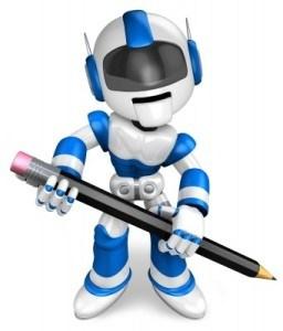 SEO - robot des moteurs de recherche