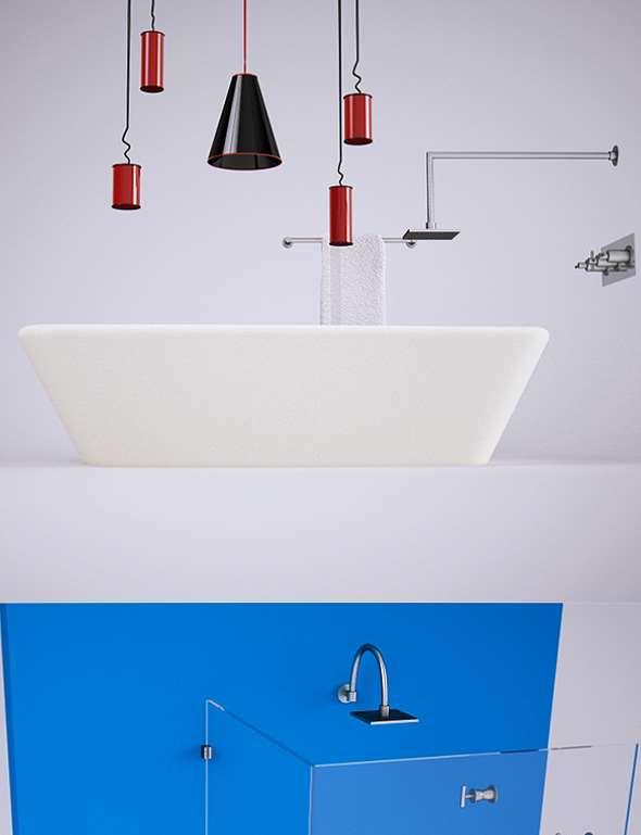 Bathroom Set
