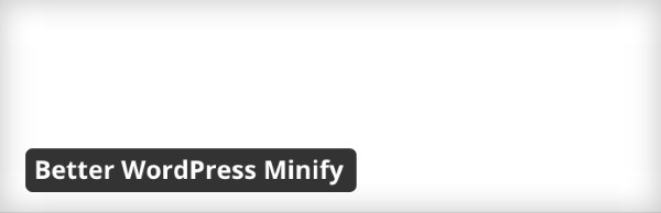 better wordpress minify