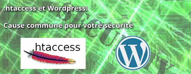 htaccess et wordpress