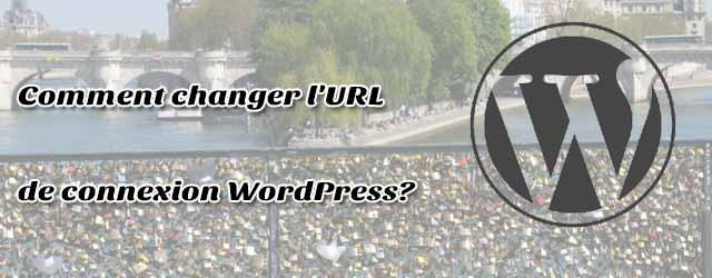 URL de connexion WordPress