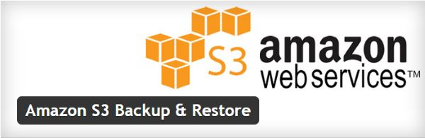 Amazon S3 Backup & Restore