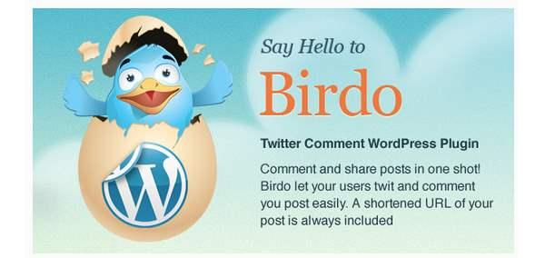 Birdo - Le plugin de commentaires pour Twitter