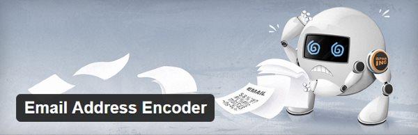 Email Address Encoder pour protéger votre adresse email