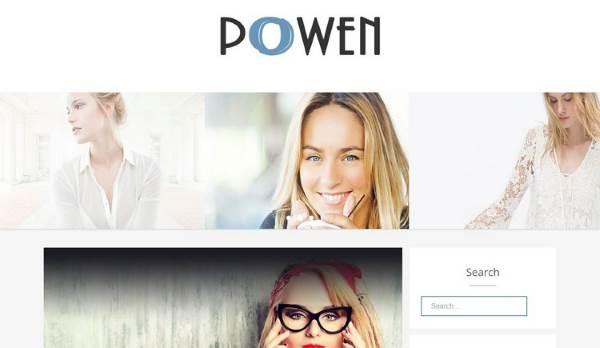 Powen - Les 10 meilleurs thèmes gratuits – Juillet 2015