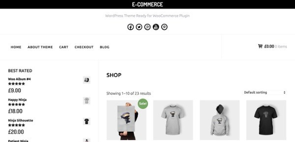 Products Theme