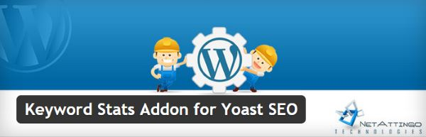 Keyword Stats Addon for Yoast SEO