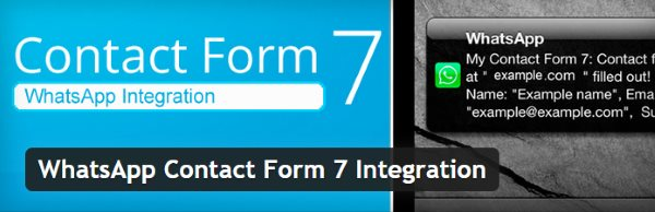 WhatsApp Contact Form 7 Integration