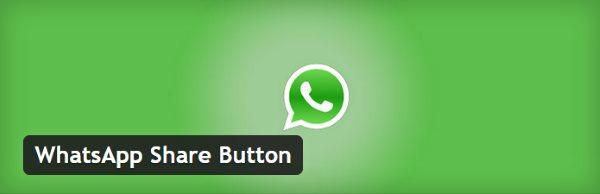 Comment partager vos article WordPress sur WhatsApp