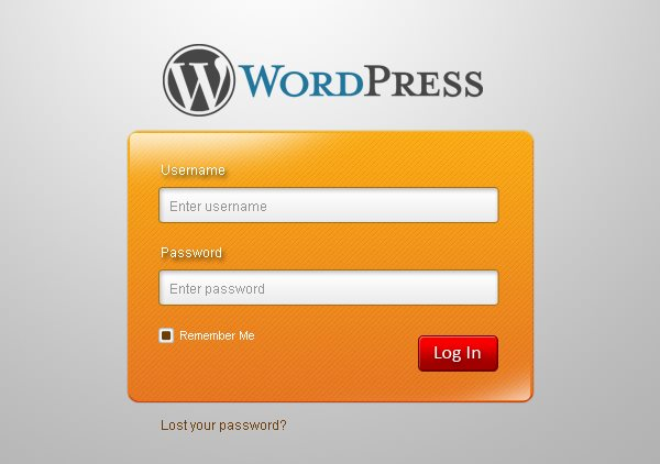 Trouver l'URL de connexion WordPress