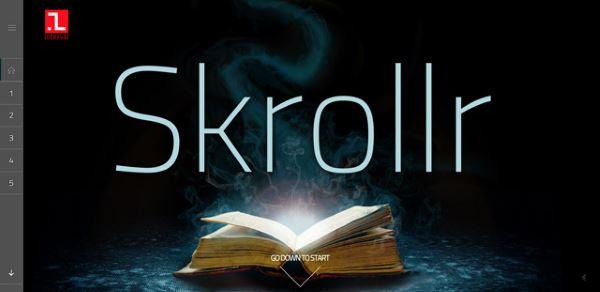 Skrollr - thèmes gratuits – Septembre 2015