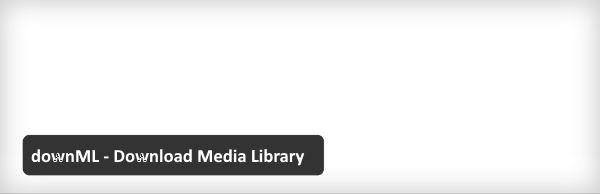 Télécharger la médiathèque avec un plugin