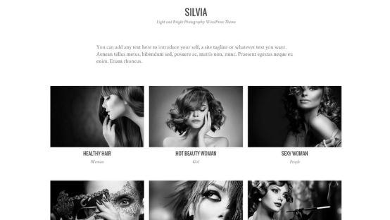 Thèmes gratuits Octobre 2015 - Silvia