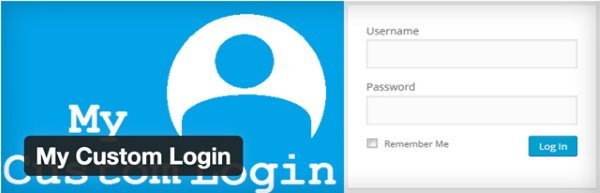 10 nouveaux plugin WordPress gratuits - My Custom Login