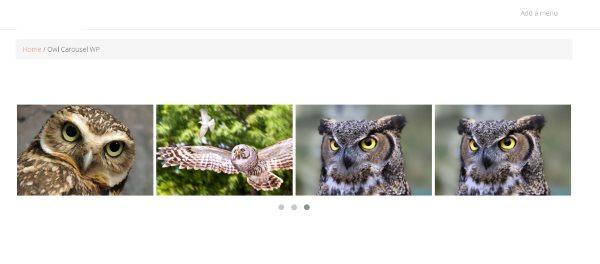 Owl Carousel WP