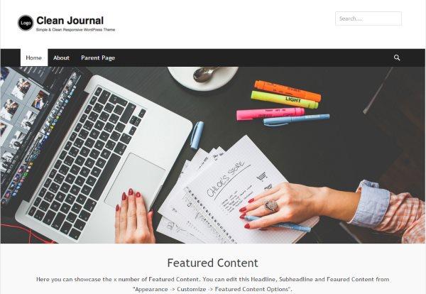 Clean Journal