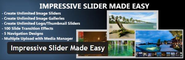 Impressive Slider Made Easy