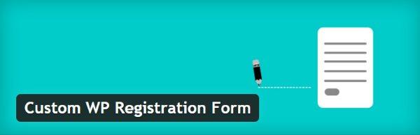 Custom WP Registration Form